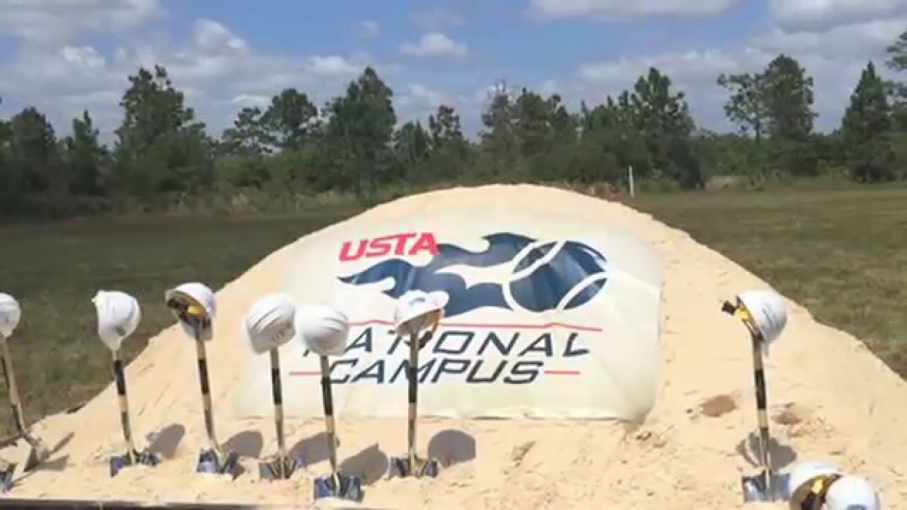 USTA National Campus - YouTube