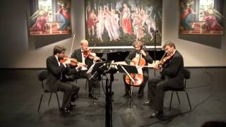 B. Smetana: Dance of the Comedians, Zemlinsky Quartet