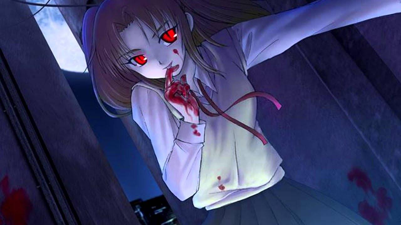 Cat Girl Anime Live Wallpaper Nightcore Cannibal Youtube