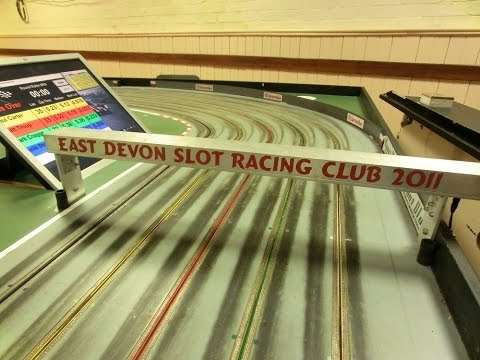 East Devon Slot Racing Club (Scalextric)