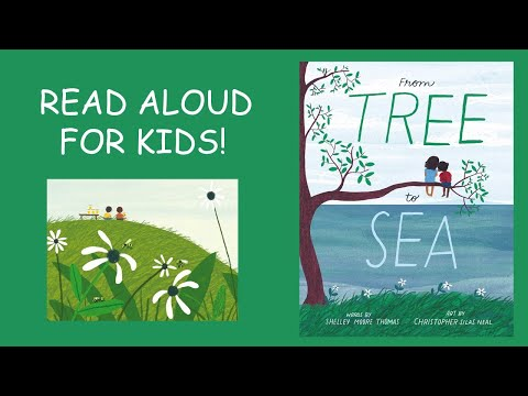 From TREE to SEA Book Read Aloud For KIDS!