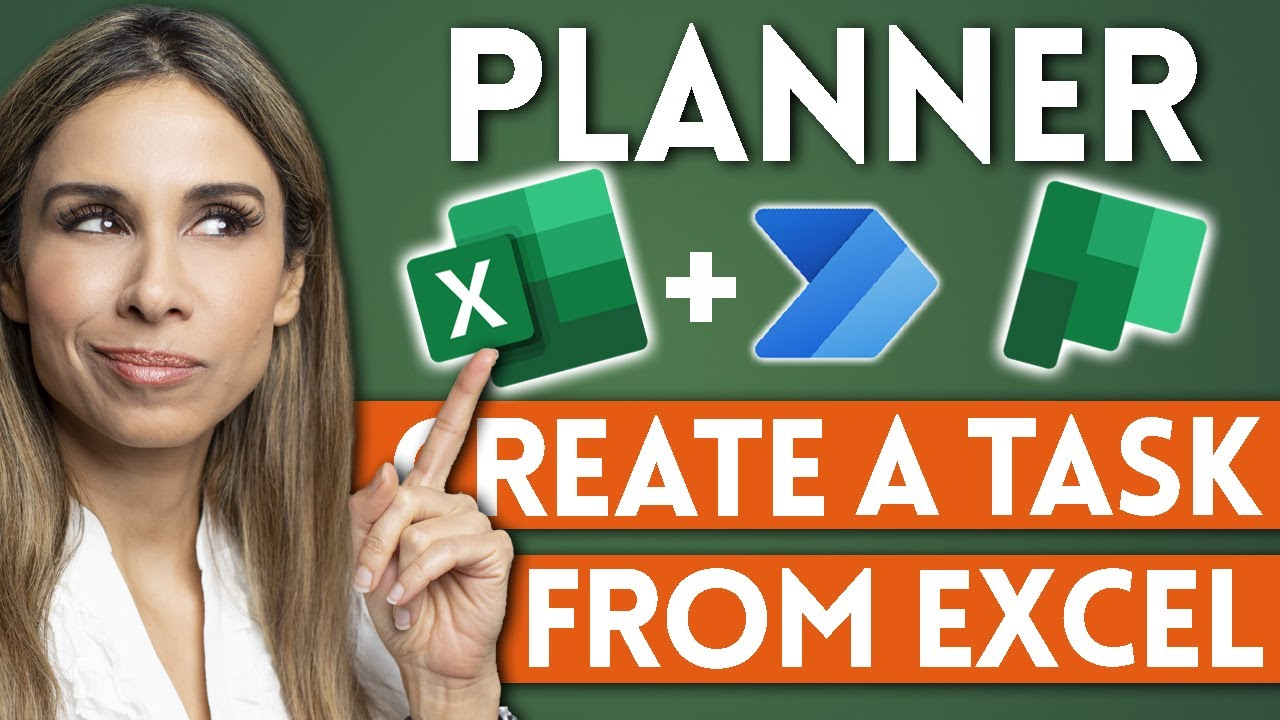 How to Create & Update Planner Tasks from Excel (or Teams)
