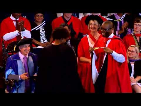 UCT Graduation 2014: Faculty of Commerce 1 (17 Dec)