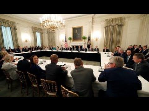 Left-wing media undermines White House meeting with tech giants