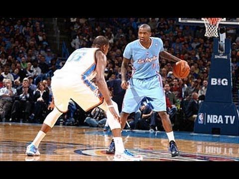 Duel: Jamal Crawford vs. Kevin Durant