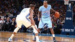 vuclip Duel: Jamal Crawford vs. Kevin Durant
