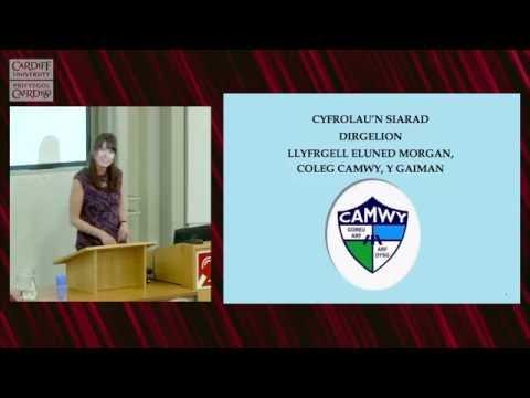 Cyfrolau'n Siarad: Dirgelion Llyfrgell Coleg Camwy, Y Gaiman - Esyllt Nest Roberts