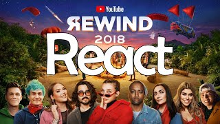 Youtube Rewind 2018 REACT