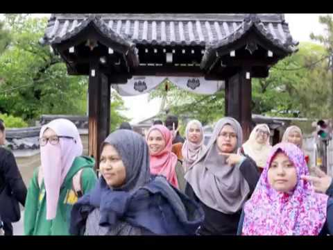 MASTER IN GEOGRAPHICAL SCIENCE (MSC GIS) , JAPAN TRIP 2017