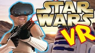 Vídeo Star Wars: Trials of Tatooine