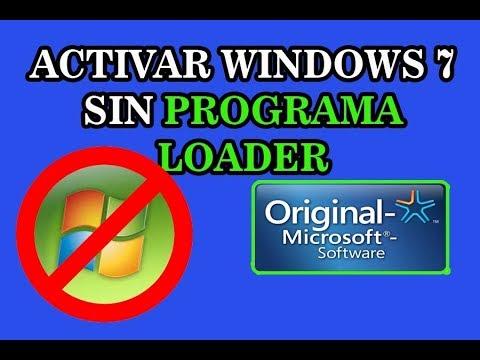 activar windows 7 sin descargar nada