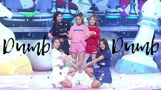 [中字] 150916 Red Velvet -Dumb Dumb@Show Champion