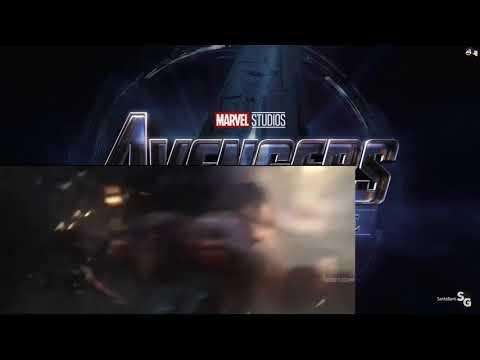Avengers Endgame: Ending Scene