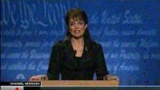 USA #15 - News : VP debate parody - 06.10.2008