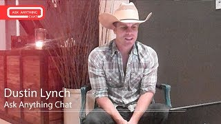 From 2012, Dustin Lynch Tells Us How He Got Signed To Broken Bow Records