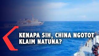 China Terus Klaim Memiliki Hak di Perairan Natuna