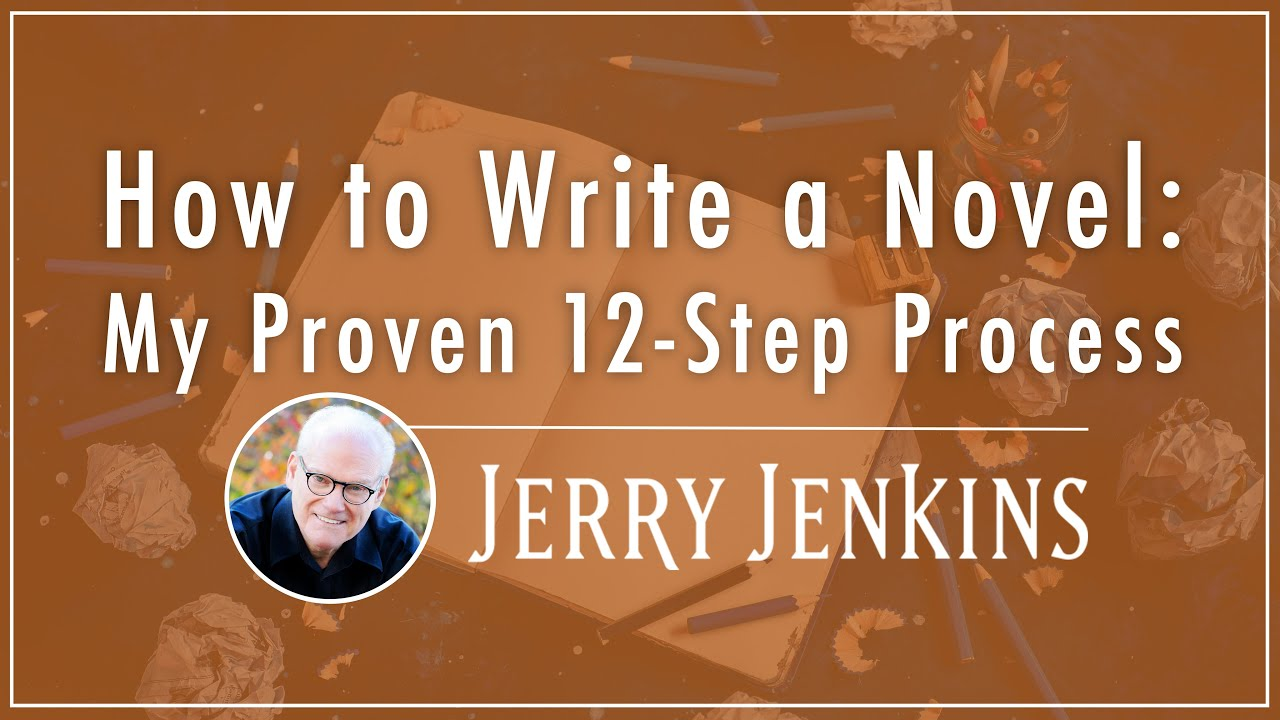 How to Write a Novel: 29 Simple Steps From a Bestseller