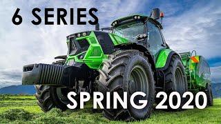 Deutz-Fahr 6 Series Line Up Spring 2020