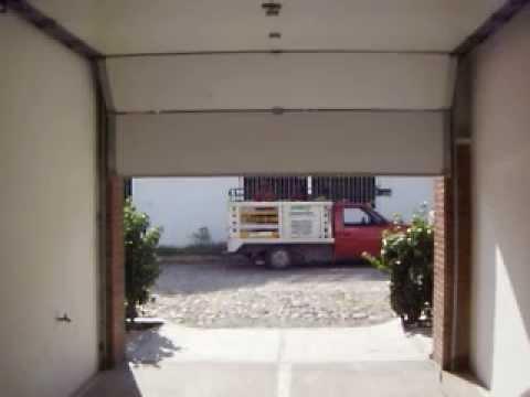 Abre puertas de garage cochera merik 711m youtube - Puertas de garages ...