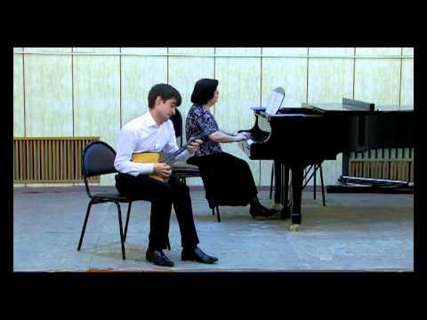 Доменико Скарлатти - Соната для фортепиано, K 512