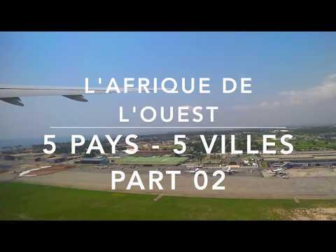 L'afrique de L'ouest, 5 pays 5 villes - Abidjan, COTE D'IVOIRE (PART 2) streaming vf
