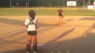 12u softball pitching