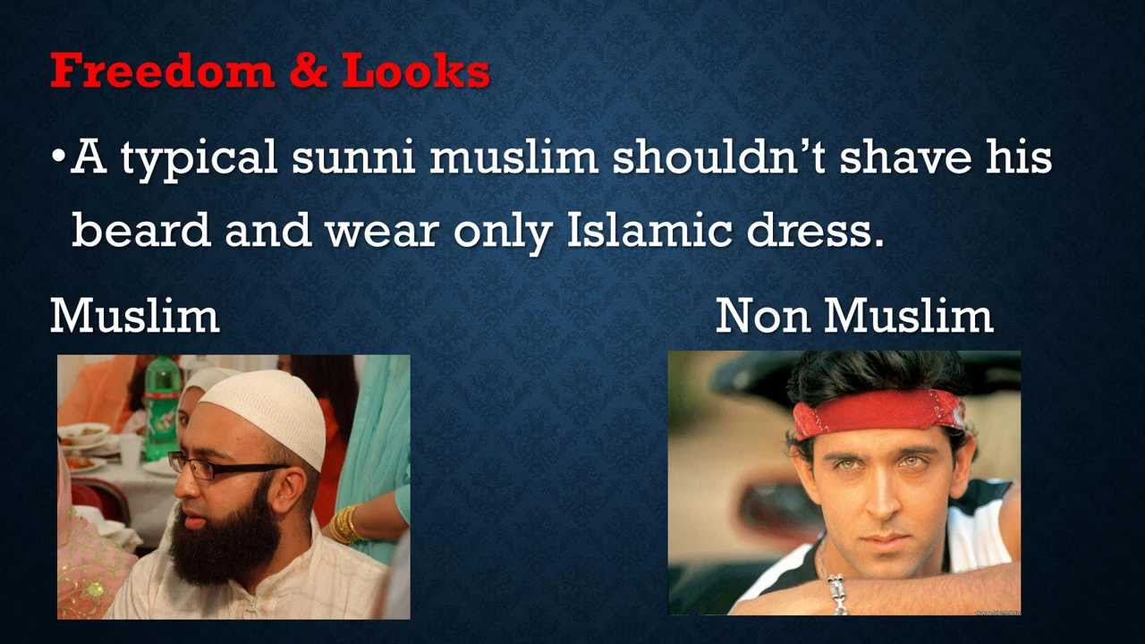 Muslim boy dating non muslim girl