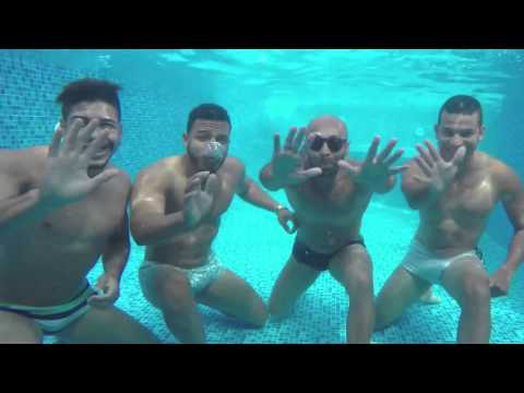 BANDA ABRAKADABRA - BJIN BJIN TCHAU TCHAU - CLIPE OFICIAL 2016