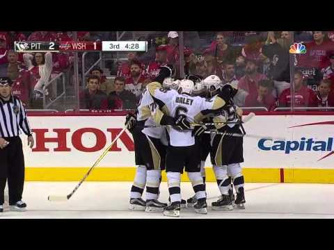 Pittsburgh Penguins vs Washington Capitals. Game  2. PlayOffs NHL 2016 ba21b82b430