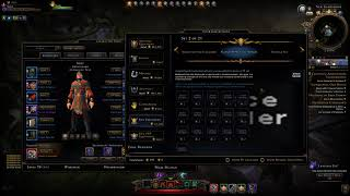 Neverwinter Mod 16 Collection Gear Showcase from initial Preview Server