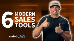 Sales Tools for Success - 6 Modern Tools
