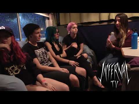 Doll Skin Discusses Shiprocked and Their Upcoming European Tour