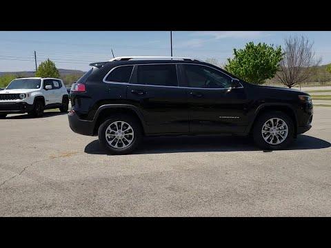 2019 Jeep Cherokee Owasso, Broken Arrow, Tulsa, Oklahoma City, OK, Wichita KS J834