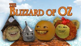 Annoying Orange - Blizzard of OZ (Wizard of OZ parody)