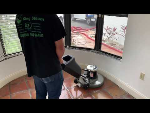 NEW 2019 Mexican Tile Floor Cleaning