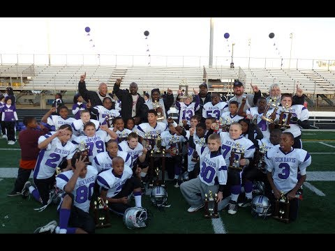 2011 Ben Davis Jr Giants Highlight Reel (State Champs)