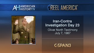 1987 Iran-Contra Hearing - Reel America Preview