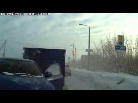 Зловещие автокатастрофы 2014