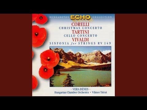 Concerto Grosso In G Minor Op.6 No.8 - Christmas Concerto: III. Adaagio - Allegro - Adagio