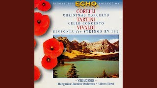 Concerto Grosso in G minor Op.6 No.8 - Christmas Concerto: III. Adaagio - Allegro - Adagio