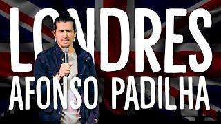 AFONSO PADIILHA - O DIA QUE EU FUI PRA LONDRES