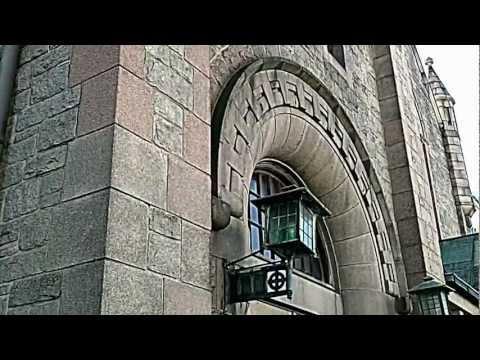 1907 Frogner Moravian Church - the very birthplace of Nazism   Quisling, Hauge, Breivik et al.