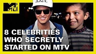 8 Celebrities Who Secretly Started on MTV   MTV Ranked