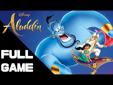 Aladdin Walkthrough Gameplay/Full Game – PS4 PRO No Commentary