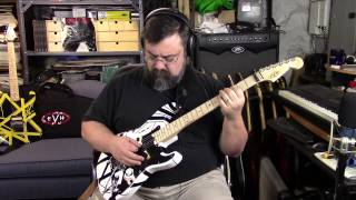 EVH Striped Series - B&W