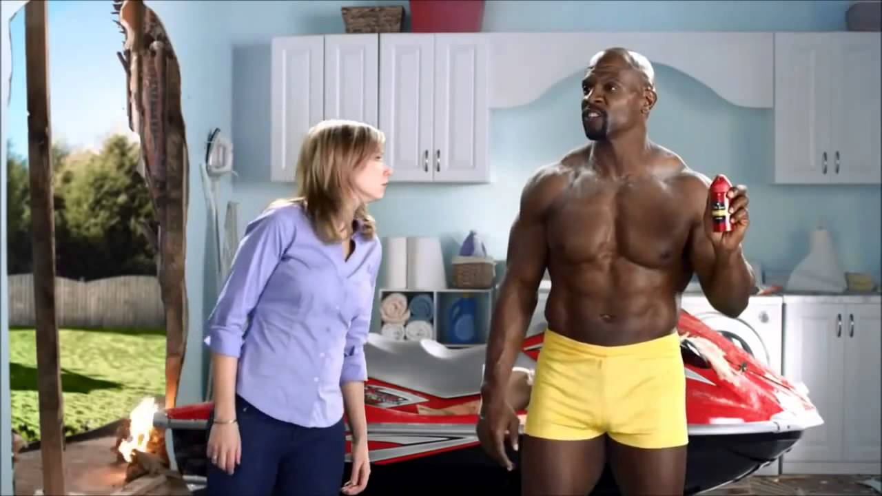 Terry Crews >> Best Terry Crews Old Spice Commercials - YouTube