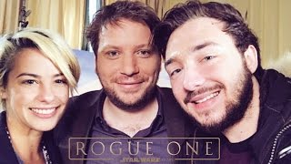 ROGUE ONE : A STAR WARS STORY ! David LAFARGE X Gareth EDWARDS