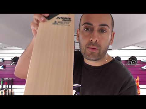 DSC INTENSE PASSION AND INTENSE SHOC CRICKET BAT REVIEW OCTOBER 2017