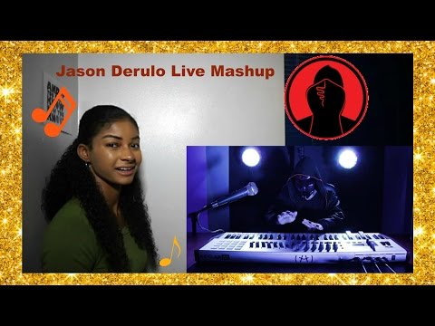 "Sickick ""Jason Derulo Live Mashup"" Reaction"