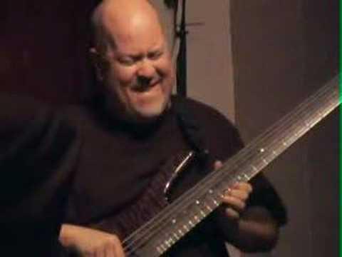 "Todd Johnson bass solo on ""Beautiful Friendship"""